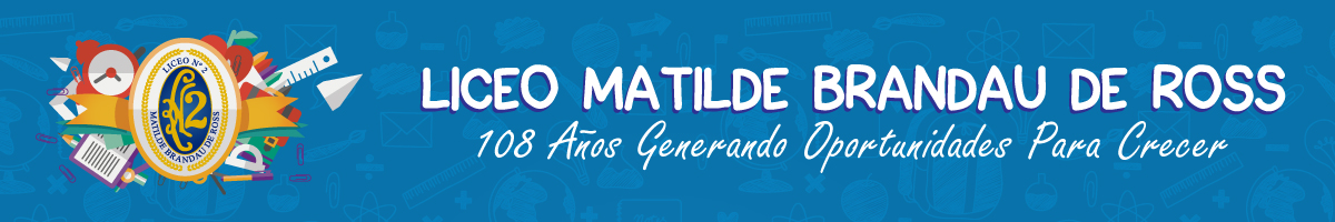 Logo for Liceo Matilde Brandau de Ross